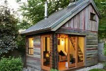 tiny house / itty bitty living space