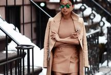 How to style nude colours