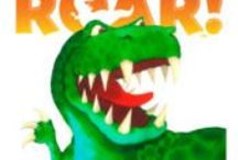 Top Dinosaur Apps / On this board of cool dinosaur-themed apps, fossil lovers of all ages can learn fascinating facts, hear raucous roars, and play dino games.
