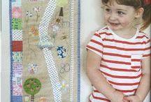 Kids stitching style