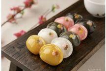 和菓子 / Japanese confectionery