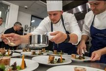 The ment'or BKB Foundation's Young Chef & Commis Competition 2016
