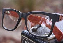 Wooden Prescription Glasses