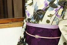 着物・浴衣 / Kimono • Yukata