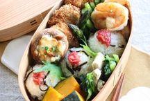 お弁当 / Japanese lunch box