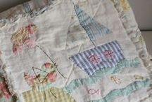 Applique quilt style