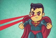 Comics {AmberSimmons.com}
