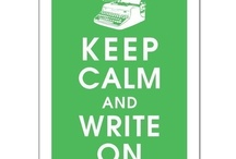 The Write Life / Ideas that inspire, words that encourage this crazy writer's life.  / by Emily Clawson