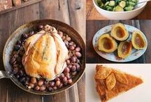 seasonal thanksgiving / A pin board dedicated to eating your local produce that's in season this Thanksgiving. Why? Because produce that's in season tastes better and is better for you! Check out this article in the NY Times by Mark Bittman: http://opinionator.blogs.nytimes.com/2011/11/01/local-food-no-elitist-plot/?ref=opinion / by VintageMixer