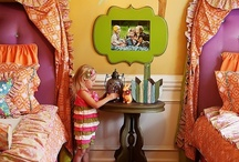 Lainie's Big Girl Room Ideas / by Courtney Stephens