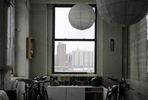 INSIDE / Interieurs / by Vincent Lange