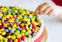 Gâteaux d'anniversaire / Des recettes de gâteaux d'anniversaire pour enfants !