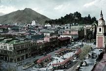 #Santiago Querido / Rincones mágicos de Santiago de Chile.