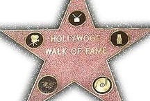 Hollywood Walk of Fame II / by Linda Håkanson