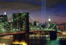New York, New York, New York / by Linda Håkanson