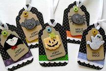 Herfst/Halloween Cards