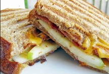 Panini Recipes / Recipes for panini, great for lunch or dinners.
