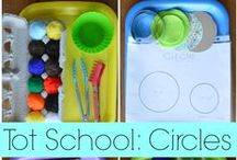 Learning Made Fun {AmberSimmons.com} / Fun activities for little ones to assist with sensory skills and general learning.