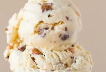 Ice Cream, Frozen Yogurt, Popsicles/Pops / by Linda Håkanson