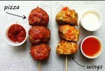 Recipes - Appetizers {AmberSimmons.com}