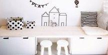 Inspiration Chambre enfant / Décoration de chambre pour jeune enfant