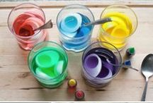 Easter Eggs! / Dozens of ways to decorate Easter eggs.  / by eHow