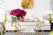 Living room ideas / by Irina P