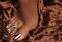 Toe Nails & HappyFeets / Toe Nails