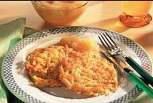 delicious recipes.. /  Who said German food isn't good?