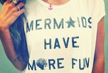 Mermaid Mania / Becoming a mermaid is my lifes ambition! :)