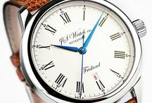 Classic Watches / One love for classic watches