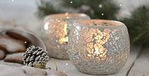 ☆ December Joy / Ideas for brightening our homes and hearts through the whole holiday season. ♡