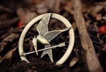 "The Hunger Games / ""I am not pretty. I am not beautiful. I am as radiant as the sun."" -Katniss Everdeen / by Lexi Allen"