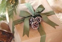 ☆ Gifts & Wrap Ideas