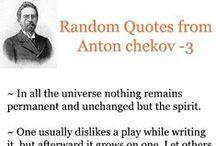 Random Quotes, Books, Facts