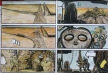 // STORYBOARDS // / Awesome Storyboards from Your Favorite Films