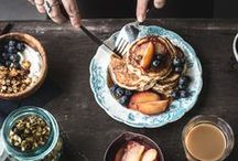 Recipes Breakfast / Whether making a holiday feast, or just a quick and healthy bite to enjoy breaking the fast, here's to deliciously celebrating that morning has broken. ♬