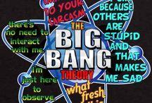 T h e  B i g  B a n g  T h e o r y / Big Bang Theory