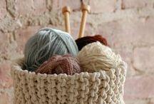 DIY Knits n Yarns / Knitting ~ Crocheting ~ Embroidery