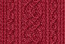 Druty- wzory