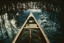 """Wild ✧Canoe✧Kayak / ✧ The river spoke, """"Push away from the edge of all that holds you hostage and I will take you on a journey."""" ✧ ~Laurie J. Reichart"""