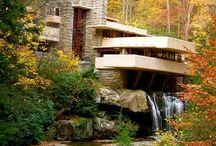 A r c h i t e c t u r e / Houses/buildings with amazing architecture