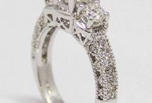 Engagement Rings & Mountings / Diamond Engagement Rings and Mountings