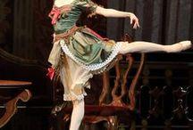 Dames du Sixième Art. Danse