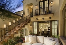 Patio, Backyard, & Exterior / by Ellen Brodbeck