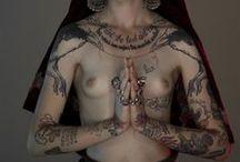 Arte: Tatuagens