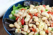 •Healthy Salads•