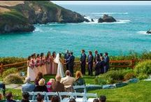 Weddings, Engagements, Honeymoons & Anniversaries / Weddings is one of our specialties. Our site fee includes the use of our staff, including a Wedding Coordinator and Chef. We will make certain your dream day is perfect. Our oceanfront lawn and dining room are ideal for weddings up to 80 people. Of course, our cozy cottages are also available for you and your guests to stay in. You may even reserve the whole property if you choose.