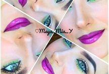 Maquillage / by Phoeny Cheap