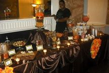 Candy or Dessert Buffet and Candy Themed Party / Candy buffets and candy themed decor. / by Felicia Farmer